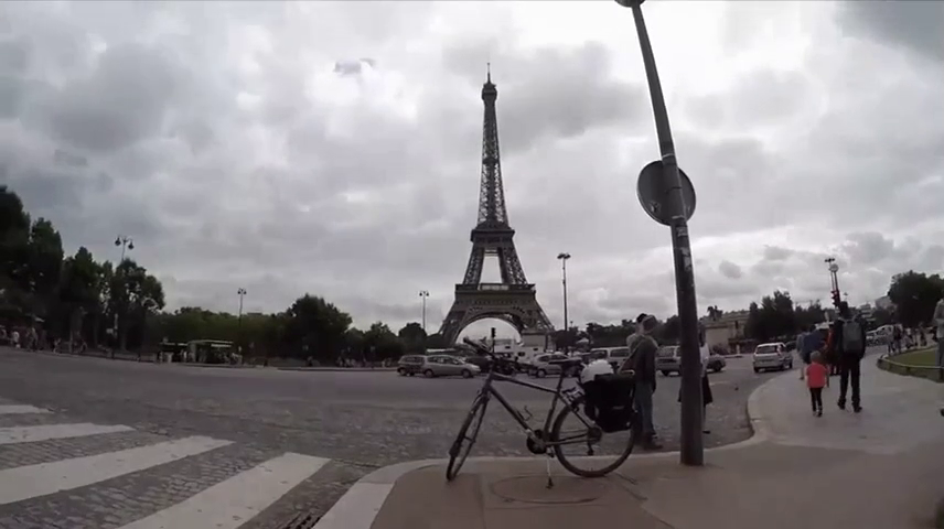 """18 – """"The French Song"""" (also """"The Bicycle Song"""")"""